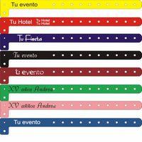 Precio de pulseras para eventos